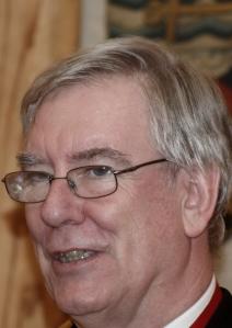 Mr David W Taylor, Past Master 2008/9