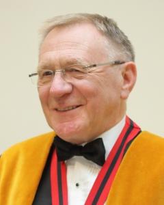 Dr Martin Gaskell DL