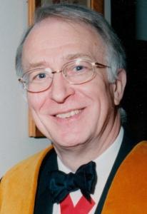 Mr P Max Weaver, Past Master Educator 2003/4