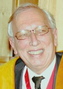Dr Nicholas A D Carey FCGI, Past Master Educator 2004/05