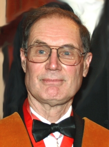Photo of Dr Peter T Warren CBE, Past Master Educator 2007/08