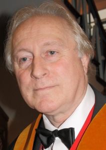 Photo of Prof Raymond Clark, Past Master Educator 2010/11