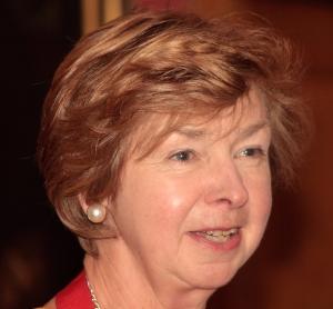 Dr Yvonne A Burne OBE
